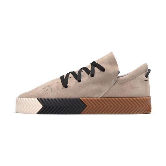 reputable site 31554 4a7b8 Adidas Originals by Alexander Wang Skate Sneaker NWT